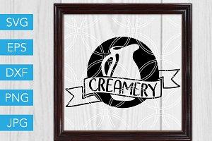 Creamery SVG Farm SVG