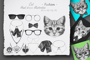 Cat / Fashion