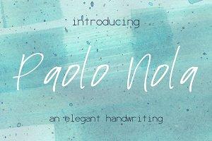 Paolo Nola Font