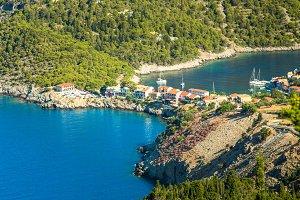 Greece, Kefalonia island, Assos.