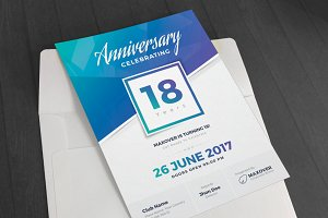 Anniversary Invitation