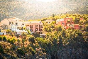 Assos, Kefalonia island, Greece.