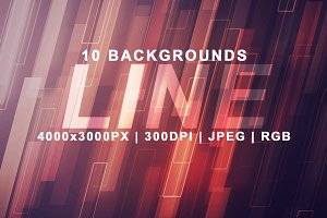 Line Photoshop Backgrounds