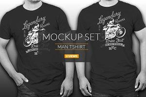 Professional Tshirt Mockup Vol-3.1