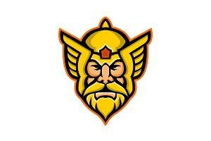 Thor Norse God mascot