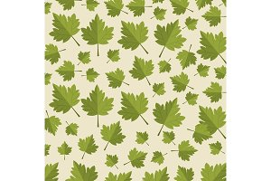 maple leafs canadian pattern background