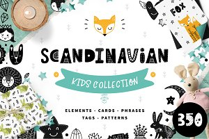 Scandinavian Kids Collection