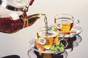 Tea Cup Mock-up #24