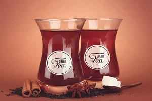 Tea Cup Mock-up #21