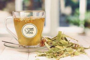 Tea Cup Mock-up #20