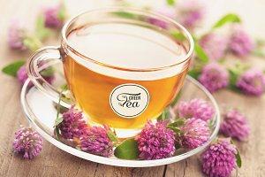 Tea Cup Mock-up #11