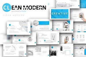 Discount, Clean Modern Powerpoint