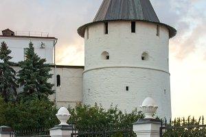 The Kremlin's Nameless Tower