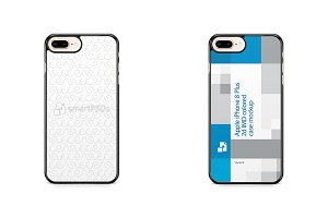Apple iPhone 8 Plus 2d Colored Case