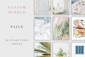 Custom Bundle | Paige