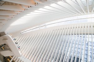 Oculus, World Trade Center Transport