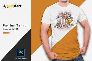 Professional Tshirt Mockup Vol-3.2