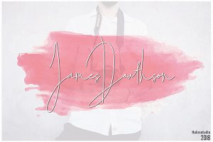 James Douthson(discont ramadan)