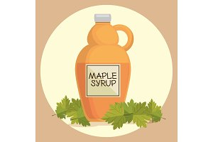 maple syrup canadian product