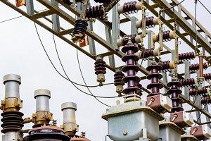 Electric switchgear II