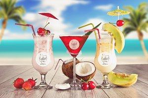 Cocktail Mock-up #31
