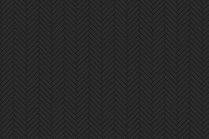Black timber wood slats pattern. seamless background, 3d illustration