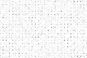 Network connection dots for technology concept on white background, abstract illustration