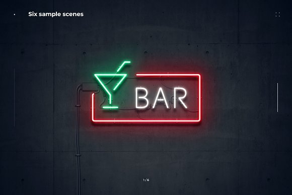 Neon Layer Styles in Photoshop Layer Styles - product preview 8
