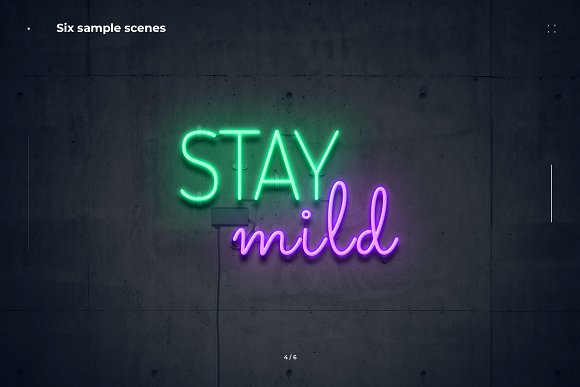 Neon Layer Styles in Photoshop Layer Styles - product preview 11