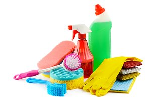 Set cleaners