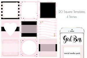 Social Media/Instagram/GirlBoss