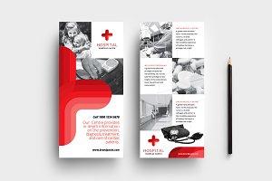 Medical DL Card Template