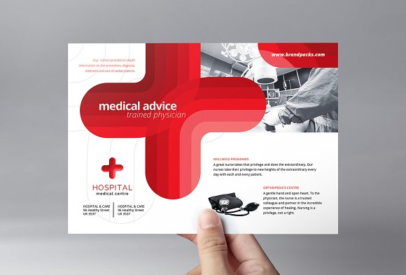 Medical Flyer Template Creative Daddy