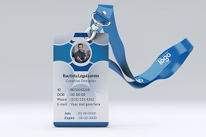 Abstract Id Card