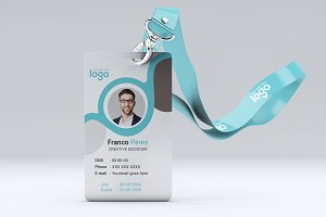 Creative Id Card for Office