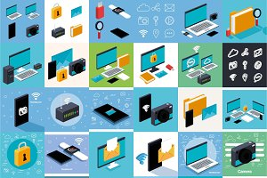 Set of Isometric Technology