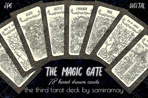 The Magic Gate Tarot Deck