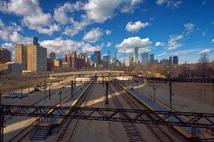 The Railroads, Chicago, illinois, USA