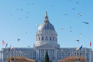 San Francisco City Hall, California, USA