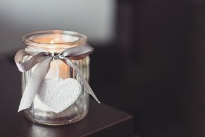 Love candle 2