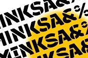 Atrek Stencil - Sharp & Rounded