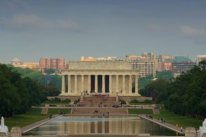 Lincoln Memorial, Washington D.C., USA