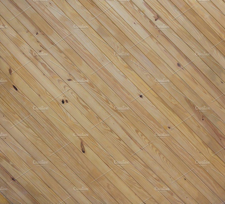 Parquet Wood Flooring Texture Seamless Pattern Background