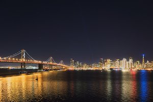 San Francisco Skyline, California, USA