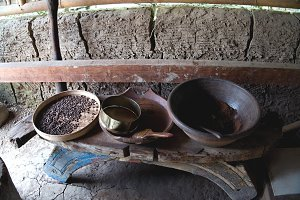 Equipment to process coffee
