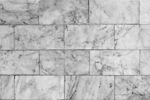 White Marble Floor texture close up, seamless background