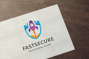 Fast Secure Logo