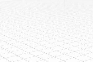 3d rendering Tile white flooring, texture background, illustration