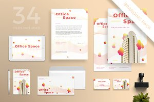 Branding Pack | Office Space