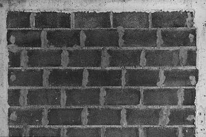 Grey Brick&#x3B; wall pattern&#x3B; seamless texture